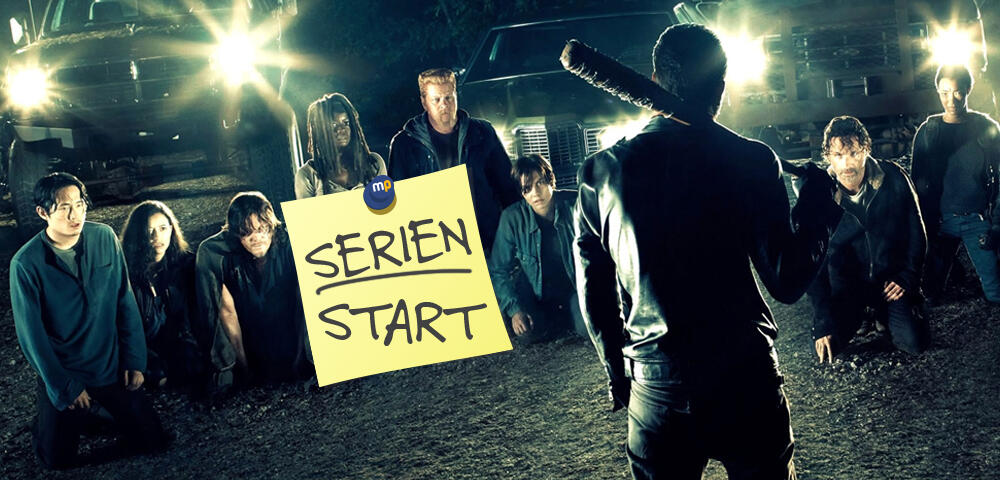 Walking Dead Staffel 7 Netflix