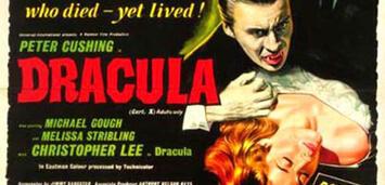 Bild zu:  Plakat zu Dracula