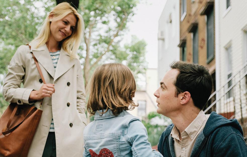 A Kid Like Jake mit Jim Parsons, Claire Danes und Leo James  Davis