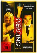 Piercing - Poster