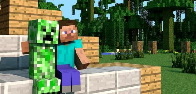 Minecraft gehört nun Microsoft