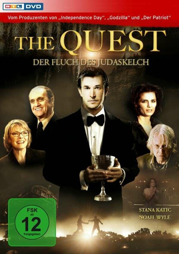 The Quest 3 - Der Fluch des Judaskelch