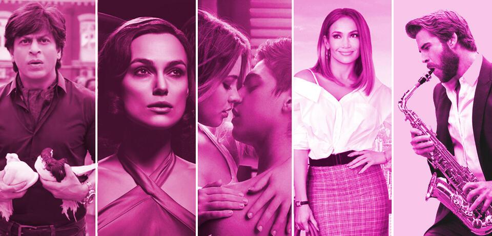Bild zu Alle Liebesfilme und RomComs 2019 im Kino -von Manhattan Queen bis Last Christmas