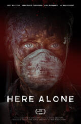 Here Alone - Poster