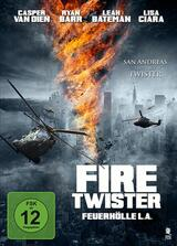 Fire Twister - Poster