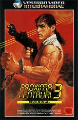 Proxima Centauri 3 - Revolte im All - Poster
