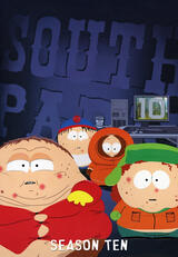 South Park - Staffel 10 - Poster