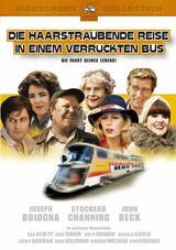 Die haarsträubende Reise in einem verrückten Bus - Poster
