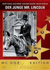 Der junge Mr. Lincoln - Poster