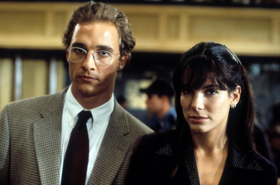 Die Jury mit Matthew McConaughey und Sandra Bullock