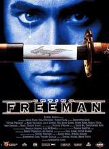 Crying Freeman - Poster