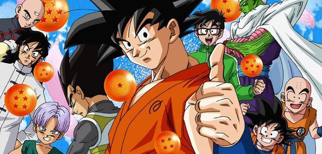 Son-Goku und seine Freunde