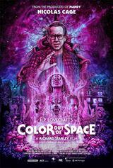 Die Farbe aus dem All - Poster
