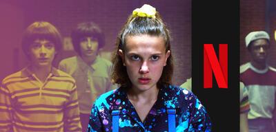 Millie Bobby Brown in Stranger Things