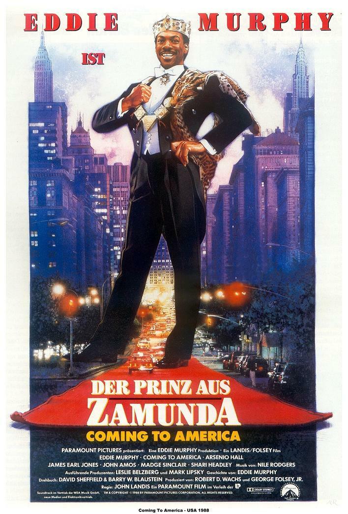 Der Prinz Aus Zamunda Schauspieler