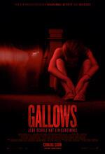 Gallows - Jede Schule hat ein Geheimnis Poster