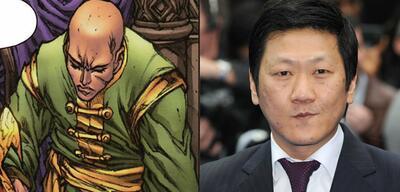 Doctor Stranges Diener Wong und Benedict Wong