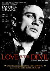 Love is the Devil - Studie für ein Portrait von Francis Bacon - Poster