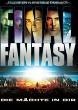 Final Fantasy - Die Mächte in Dir - Poster