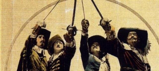 4 Musketiere