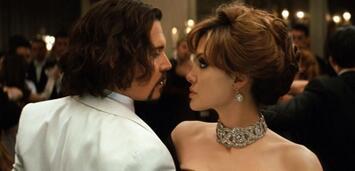 Bild zu:  Johnny Depp und Angelina Jolie in The Tourist