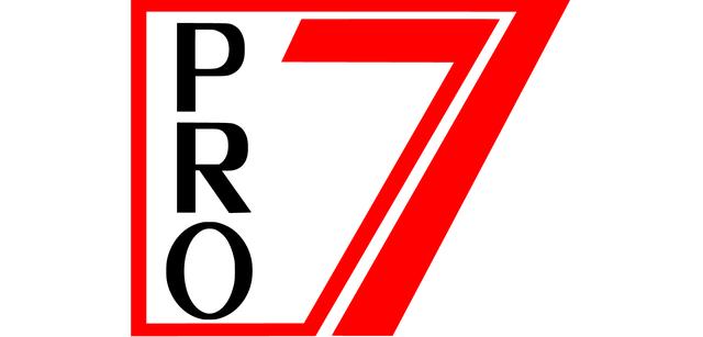 Das alte Logo von ProSieben