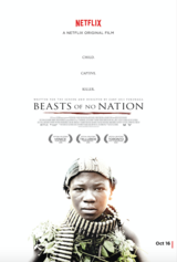 Beasts of No Nation - Poster