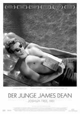 Der junge James Dean - Joshua Tree 1951 - Poster