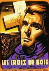 Hölzerne Kreuze