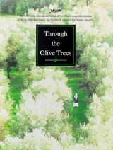 Quer durch den Olivenhain - Poster