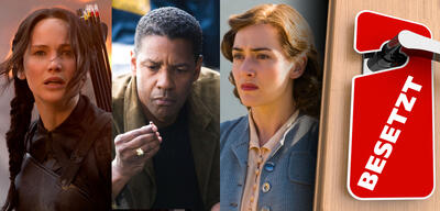 Jennifer Lawrence in Mockingjay 1/Denzel Washington in Déjà Vu/Kate Winslet in Mildred Pierce