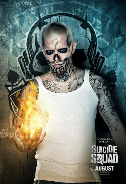 Suicide Squad mit Jay Hernandez