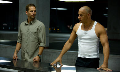 Fast & Furious 6 mit Vin Diesel und Paul Walker - Bild 1