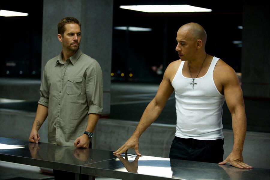 Fast & Furious 6 mit Vin Diesel und Paul Walker