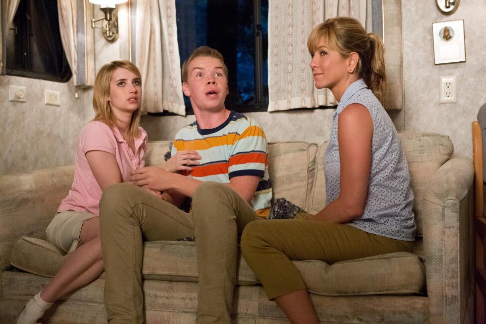 Wir sind die Millers mit Jennifer Aniston, Emma Roberts und Will Poulter