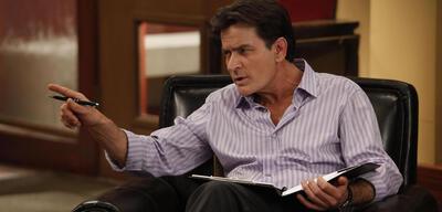 Charlie Sheen in Anger Management