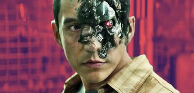 Terminator: Dark Fate mitGabriel Luna