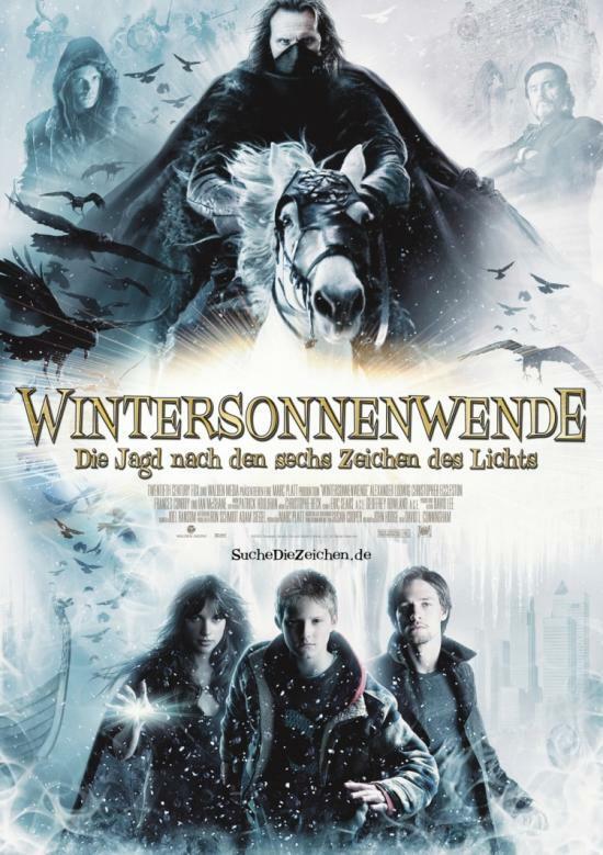 Wintersonnenwende - Die Jagd nach den sechs Zeichen des Lichts ...