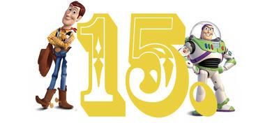 Woody & Buzz freuen sich!