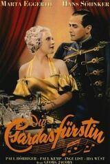 Die Csárdásfürstin - Poster