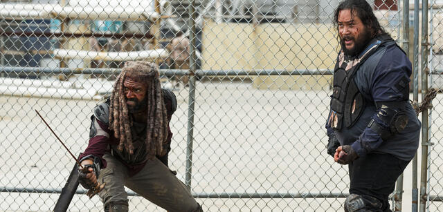 The Walking Dead - Staffel 8, Folge 4: Some Guy