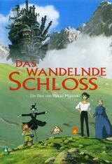 Das wandelnde Schloss - Poster