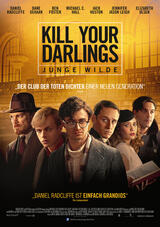 Kill Your Darlings - Junge Wilde - Poster