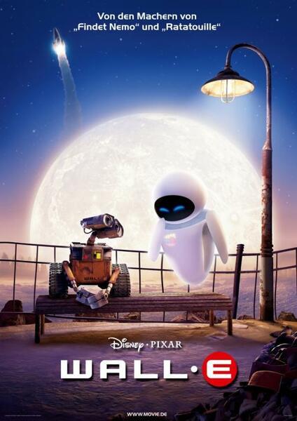 Wall-E - Der Letzte räumt die Erde auf - Bild 2 von 25