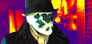 Bild zu:  Rorschach aus Watchmen