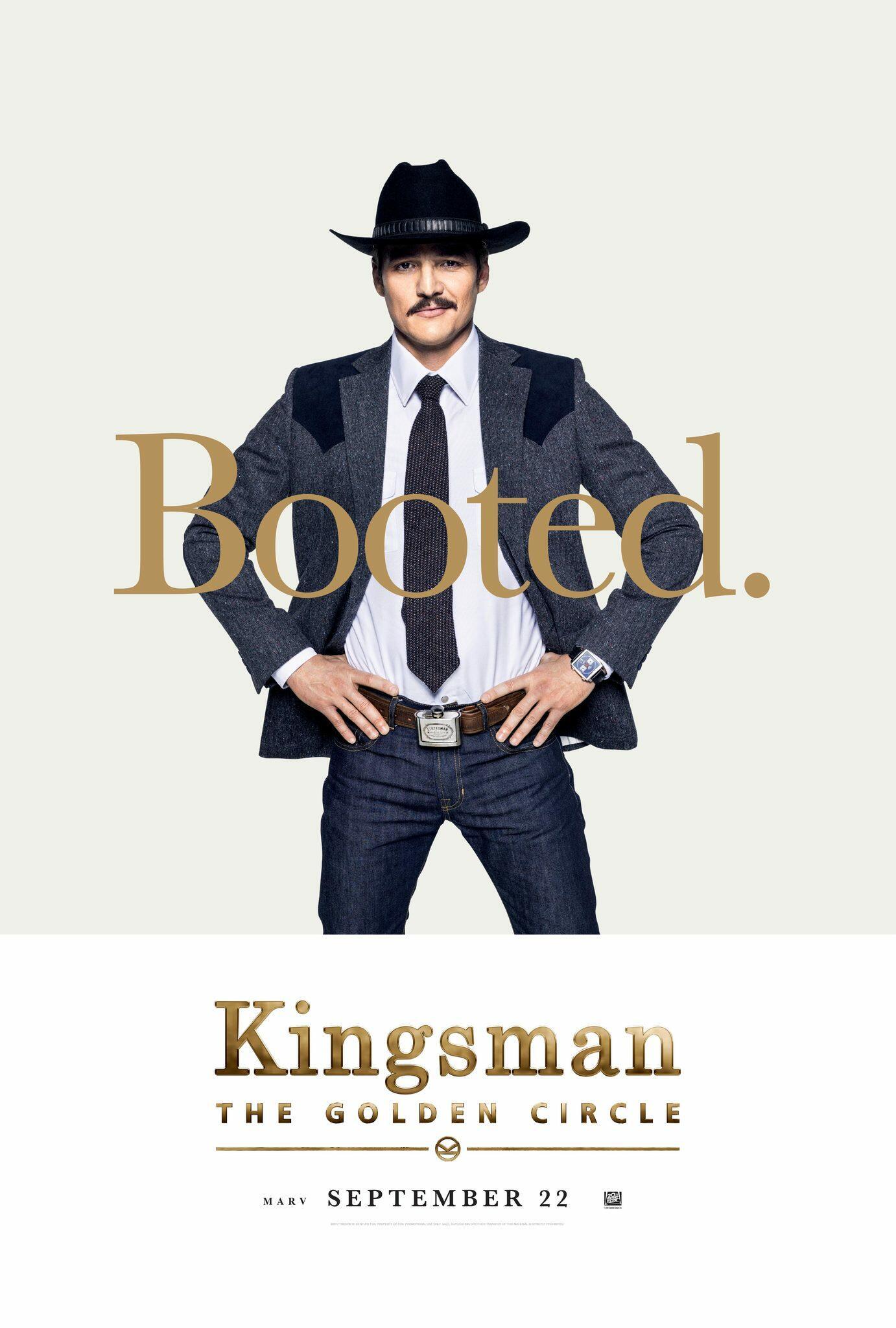 Kingsman 2 Besetzung