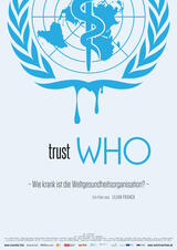 TrustWHO - Poster