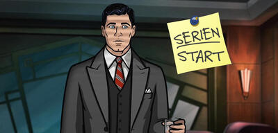 Archer, Staffel 8