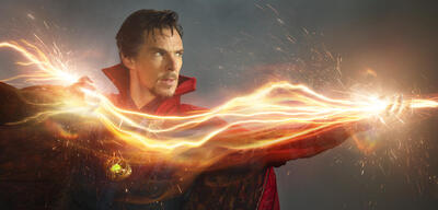 Bendict Cumberbatch als Doctor Strange