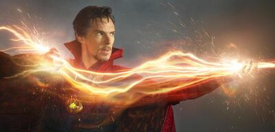 Bendict Cumberbatch als Doctor Strange